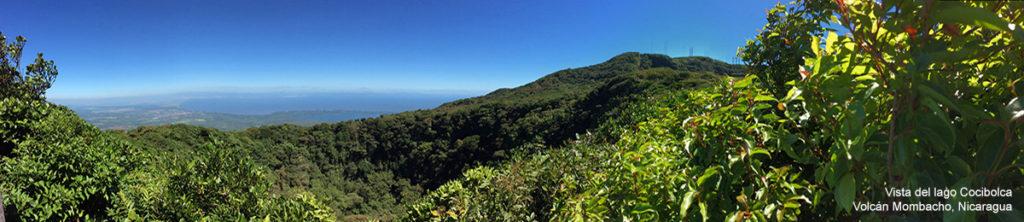 Lake Cocibolca, Mombacho Volcano, Nicaragua
